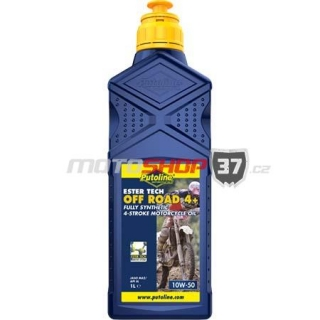 Olej Putoline Ester Tech Off Road 4+ 10W50 1l