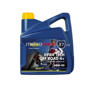 Olej Putoline Ester Tech Off Road 4+ 10W40 4l